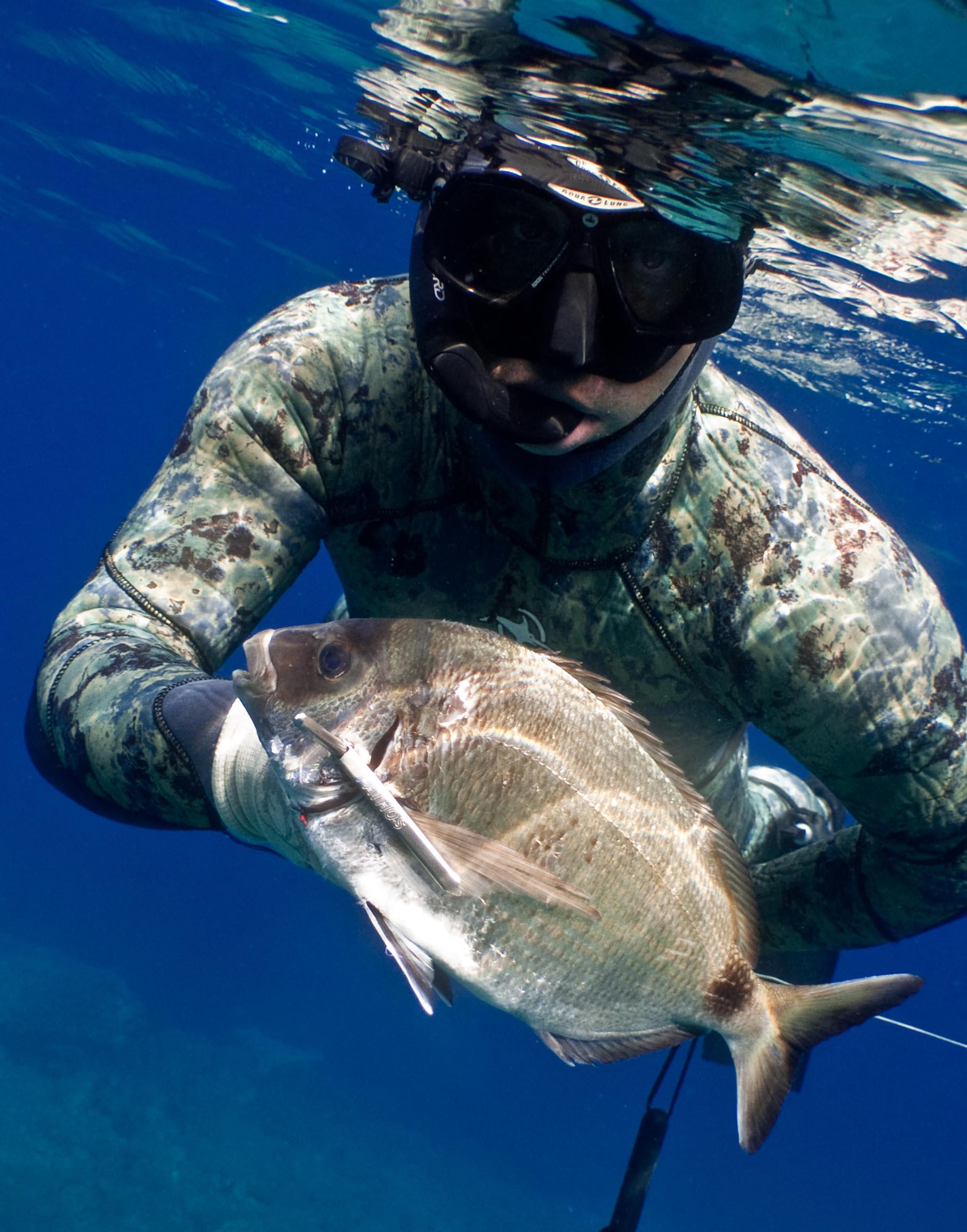 Permesso di pesca in croatia